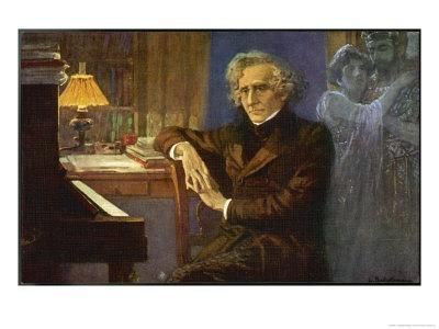 Hector Berlioz, Composing Les Troyens