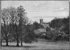 England, Highclere Castle by L. Daviel