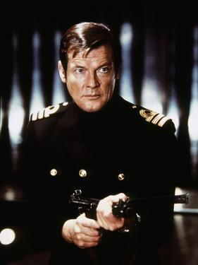 L' Espion qui m'aimait THE SPY WHO LOVED ME by LewisGilbert with Roger Moore, 1977 (photo)