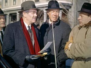 L'etrangleur by Boston THE BOSTON STRANGLER by RichardFleischer with Tony Curtis and Henri Fonda, 1
