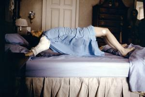 L' exorciste THE EXORCIST by William Friedkin with Linda Blair, 1973 (photo)