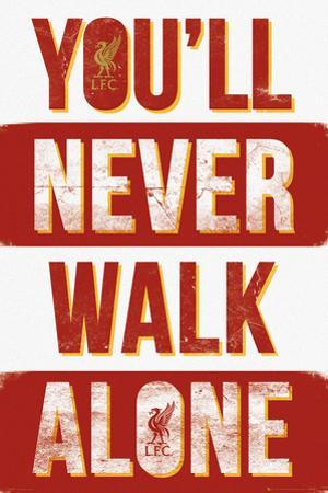 L.F.C.- You'll Never Walk Alone