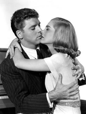 L'Homme aux abois (I Walk Alone) by Byron Haskin with Burt Lancaster and Lizabeth Scott, 1948 (b/w