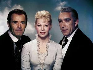 L'Homme aux colts d'or WARLOCK by EdwardDmytryk with Henry Fonda, Dolores Michaels and Anthony Quin