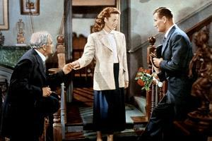 L' Homme Tranquille THE QUIET MAN by JohnFord with Barry Fitzgerald, John Wayne and Maureen O'Hara,