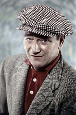 L' Homme Tranquille THE QUIET MAN by JohnFord with John Wayne, 1952 (photo)