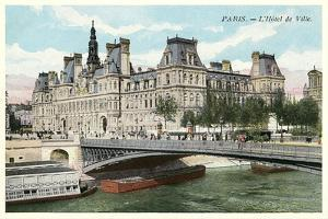 L'Hotel De Ville, Seine