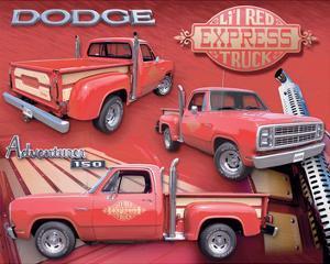 L'il Red Express Truck