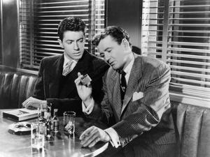 L'Inconnu du Nord-Express STRANGERS ON A TRAIN by AlfredHitchcock with Farley Granger and Robert Wa
