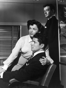 L'Inconnu du Nord-Express STRANGERS ON A TRAIN by AlfredHitchcock with Ruth Roman, Farley Granger a