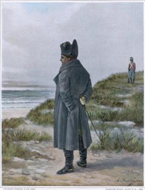 Napoleon I French Emperor Exiled to Saint Helena by L. Kratke