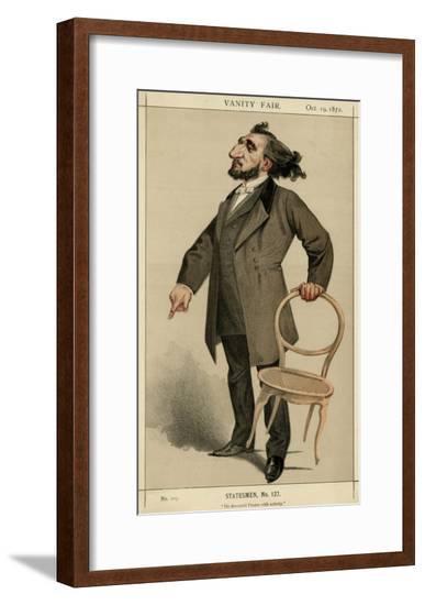 L M Gambetta--Framed Giclee Print