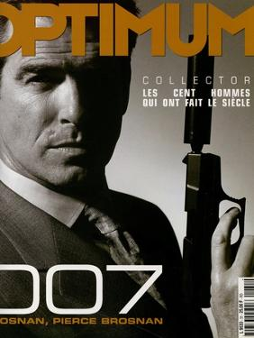 L'Optimum, December 1999-January 2000 - Pierce Brosnan