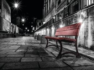 Night Bench by L. Outchill