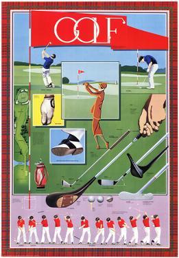 Golf by L^ Patrignani