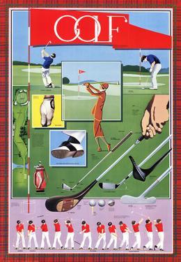 Golf by L. Patrignani