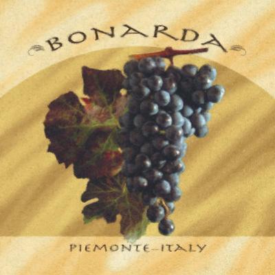 Bonarda, Piemonte