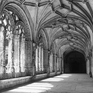 Cloisters by L. V. Clark