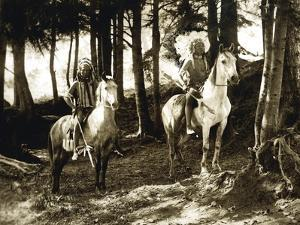 Yakama Warriors, 1911 by L.V. McWhorter
