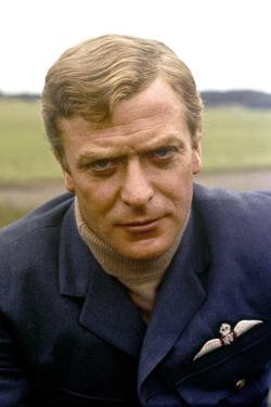 La Bataille d'Angleterre THE BATTLE OF BRITAIN by GuyHamilton with Michael Caine, 1969 (photo)