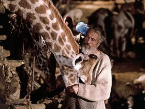 La Bible The Bible by JohnHuston with John Huston, 1966 (photo)