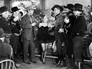 La Caravane heroique (Virginia City) by MichaelCurtiz with Randolph Scott, Myriam Hopkins and Errol
