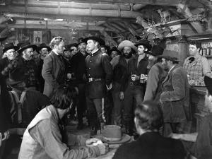 La Charge Fantastique THEY DIED WITH THEIR BOOTS ON by Raoul Walsh with Arthur Kennedy and Errol fl