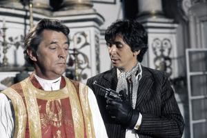 La colere by Dieu (The Wrath of God) by Ralph Nelson with Robert Mitchum and Frank Langella, 1972 (