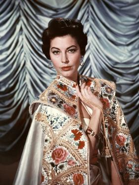La Comtesse aux pieds nus THE BAREFOOT CONTESSA by Joseph L. Mankiewicz with Ava Gardner, 1954 (pho