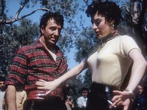 La Comtesse aux pieds nus THE BAREFOOT CONTESSA by Joseph L. Mankiewicz with Ava Gardner, 1954 (pho