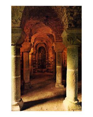 La Crypte du Chateau de Tiffauges, Gilles de Rais