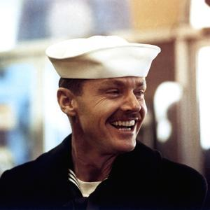 La Derniere Corvee THE LAST DETAIL by HalAshby with Jack Nicholson, 1973 (photo)
