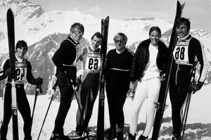 La Descente Infernale Downhill Racer De Michaelritchie Avec Robert Redford 1969