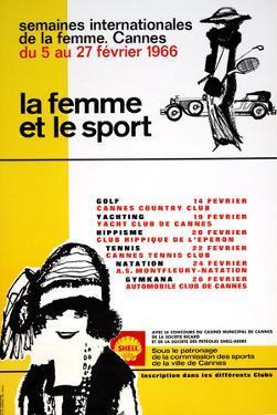 La Femme Et Le Sport