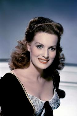 La fiere creole ( The Foxes of Harrow ) by John M. Stahl with Maureen O'Hara, 1947 (photo)