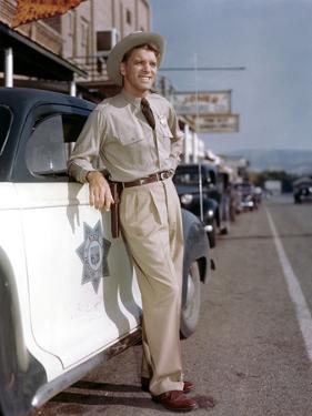 La furie du desert (Desert Fury) by Lewis Allen with Burt Lancaster, 1947 (photo)