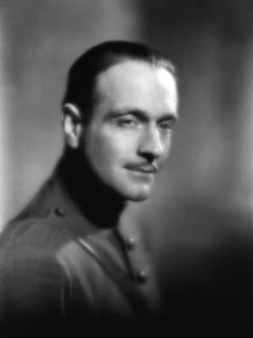 LA GRANDE ILLUSION, (aka GRAND ILLUSION) by JeanRenoir with Pierre Fresnay, 1937 (b/w photo)