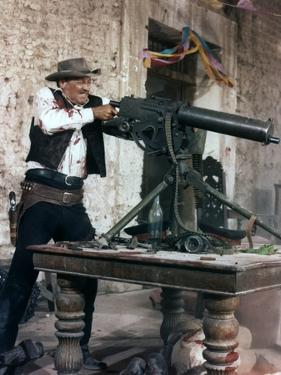 La Horde Sauvage THE WILD BUNCH by Sam Peckinpah with Ben Johnson and Warren Oates, 1969 (photo)
