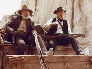 La Horde Sauvage THE WILD BUNCH by Sam Peckinpah with Edmond O'Brien and William Holden, 1969 (phot