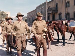 La Horde Sauvage THE WILD BUNCH by Sam Peckinpah with Jaime Sanchez, Ernest Borgnine and William Ho