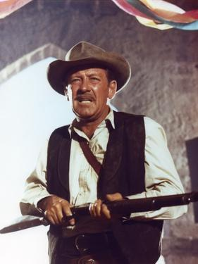 La Horde Sauvage THE WILD BUNCH by Sam Peckinpah with William Holden, 1969 (photo)