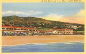 La Jolla Beach and Tennis Club, La Jolla, California