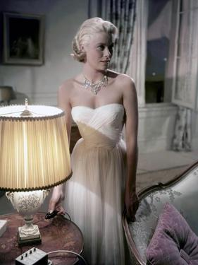 La Main au Collet TO CATCH A THIEF by AlfredHitchcock with Grace Kelly, 1955 (photo)