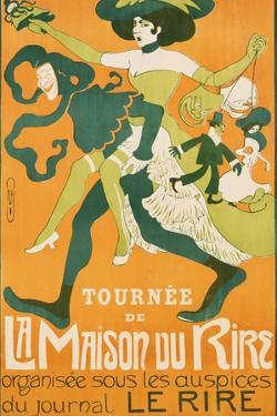 La Maison Du Rire Poster