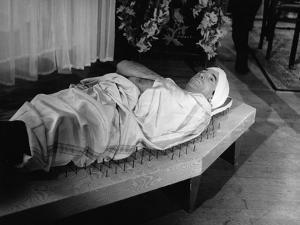 La metamorphose des cloportes by PierreGranierDeferre with Charles Aznavour, 1965 (b/w photo)