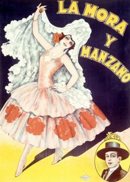 La Mora Spanish Flamenco Dancer