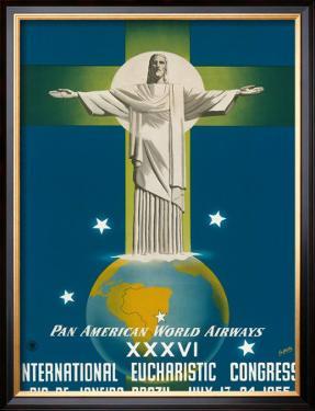 International Eucharistic Congress, Rio de Janeiro, Brazil, c.1955 by La Motta