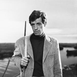 La Novice by Alberto Lattuada with Jean-Paul Belmondo, 1961 (b/w photo)