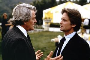 La Nuit des Juges THE STAR CHAMBER by Peter Hyams with Hal Holbrook and Michael Douglas, 1983 (phot