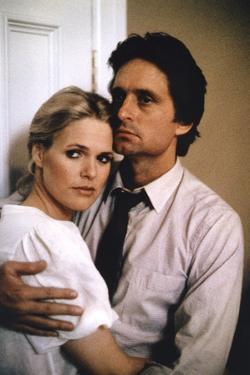 La Nuit des Juges THE STAR CHAMBER by Peter Hyams with Sharon Gless and Michael Douglas, 1983 (phot